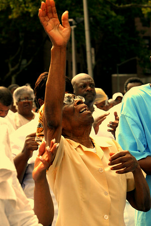 The Power of Prayer Harlem, New York