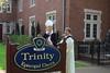 Photo of Presiding Bishop Katharine Jefferts Schori, Trinity Episcopal Church, Asheville, NC <br /> Reconciliation day