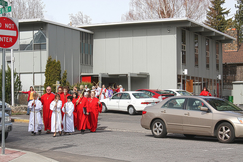 Palm Sunday 2011
