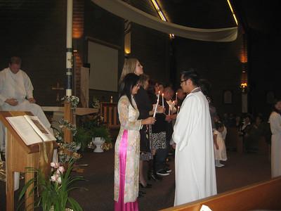 Trung's Baptism