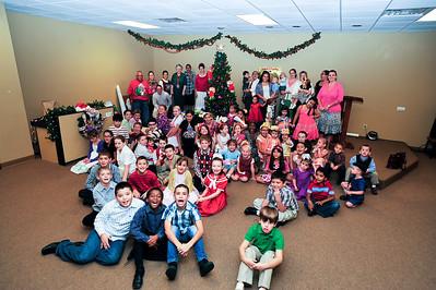 Tupelo Children's Mansion Project