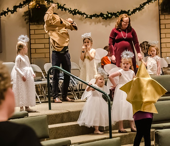 UUCA Christmas Pageant 2014