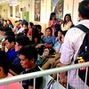 Thousands of passengers flock to the Cebu South Bus Terminal on Friday, November 1, 2013. (Mariz Puyo/Kim Yuhico/Sunnex)