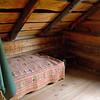 Loft bedroom, Smith Family cabin.