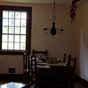 Dining area of the Smith frame home.  It was here that Martin Harris confessed to Joseph Smith that he had lost 116 manuscript pages of the translation of the Book of Mormon.