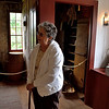 Sally served as a guide in this, the Smith Family frame home in 1965 as a recently baptized member.
