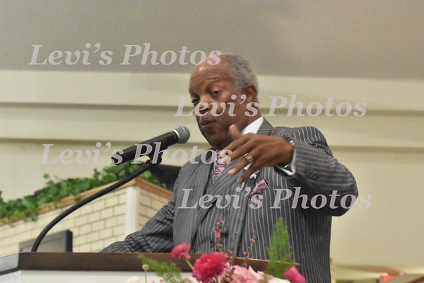 Sunday Afternoon Rev M.L. Jimerson