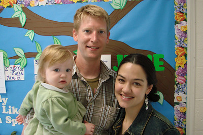 Mike, Annie, and Emma Neeley