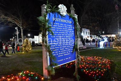 Downtown Southington & the Village of Plantsville