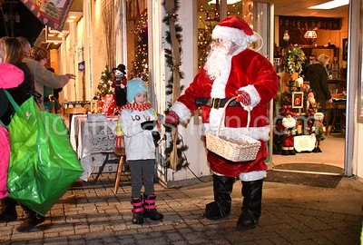 White Christmas in the Community (Downtown Southington) - December  6, 2019