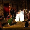 This is the raising of Lazarus scene from Worthy Is The lamb, circa 1993. Robin, a friend of mine, shot this on 3/4 inch tape with 1 camera. Because of the cast that year and the anointing I felt on this scene, I wanted to share it with all of you.