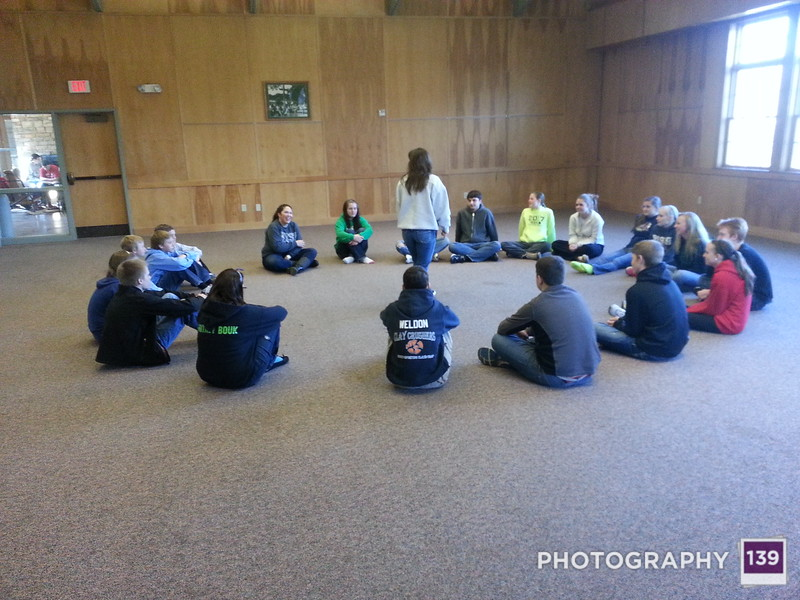 Youth Group Retreat