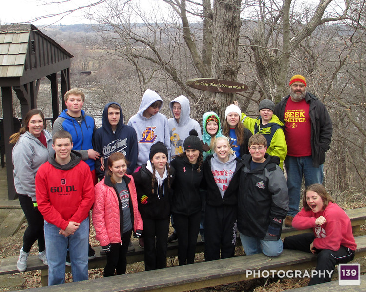 Youth Group Retreat - 2016