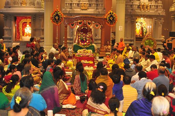 2013 Shiva Panjakshara Japam - Day 1