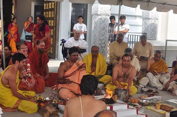 2013 Shiva Panjakshara Japam - Day 2