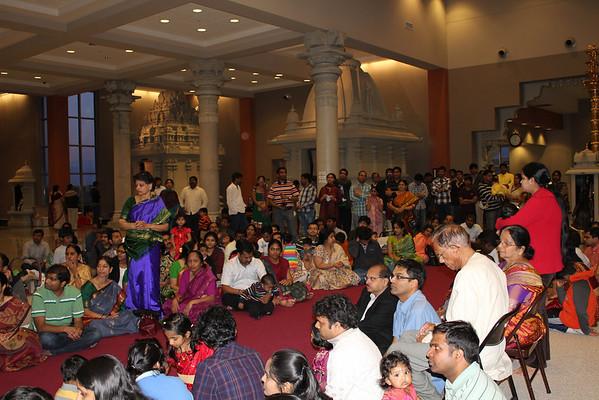 Ugadi Gudhi Paadvaa Celebration
