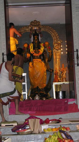 Varadharaja BELT samarpanam pictures