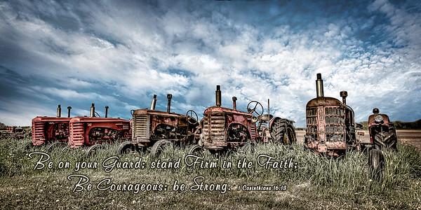 Tractors-Scripture
