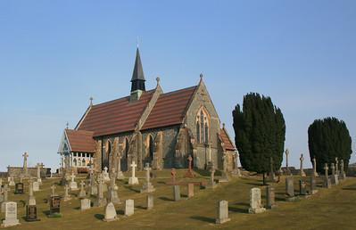 Challoch Church, Galloway.