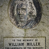 The William Miller memorial, Glasgow Necropolis.