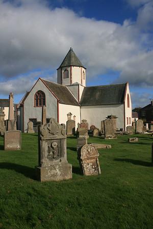 Lauder Kirk, Scottish Borders.