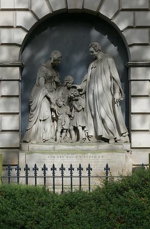 Memorial, St Cuthbert's Church, Edinburgh.