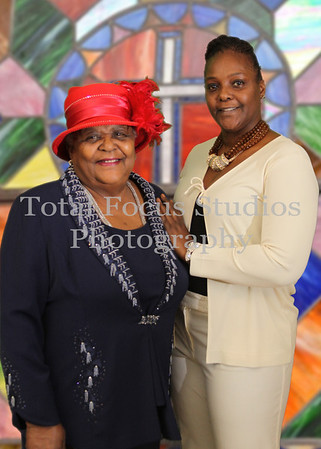 Greater Central Baptist Church Journal Pics