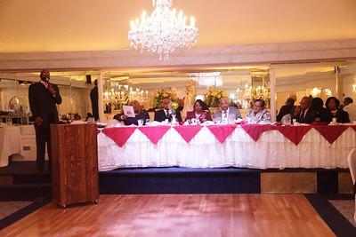 1st Pastoral Anniversary Banquet