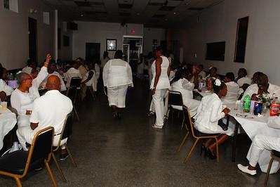 MAZ Choir 1st annual All White Affair