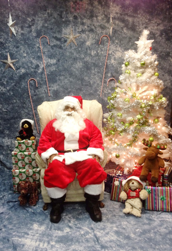 2nd Annual Santa Claus is Coming to Town | 12/5 /2013- 12/7/2013