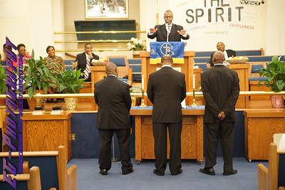 Deacon, Deaconess and Trustee Anniversary   5/25/2014