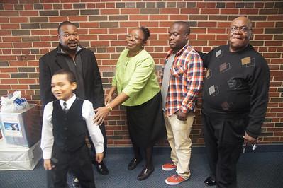 Pastor's 14th Pastoral Anniversary | 03-09-2014