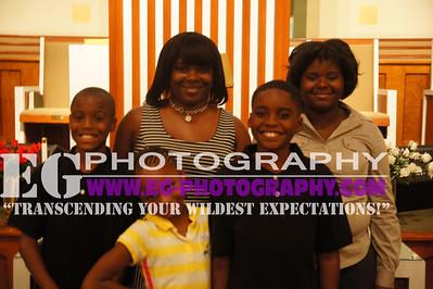 Family & Journal Portraits