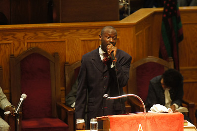 Necessary Roughness: Abyssinian Baptist Church 2012 Fall Revival |10-05-2012