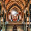 Cathedral of St. John the Baptist in Savannah, GA.