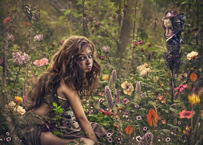 """""""Forlorn in the Forest of Essence"""""""