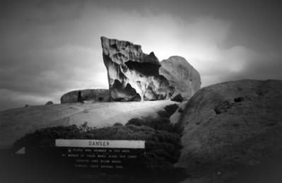 1985 at Remarkable Rocks.