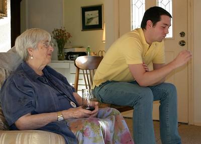 Granny and Colin