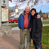 Don and Nicole Marcisz in Jasper - Canadian Rockies
