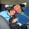 Don and Nicole Marcisz on the Canadian Rockies Tour