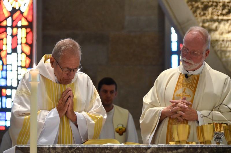 Eucharistic prayers