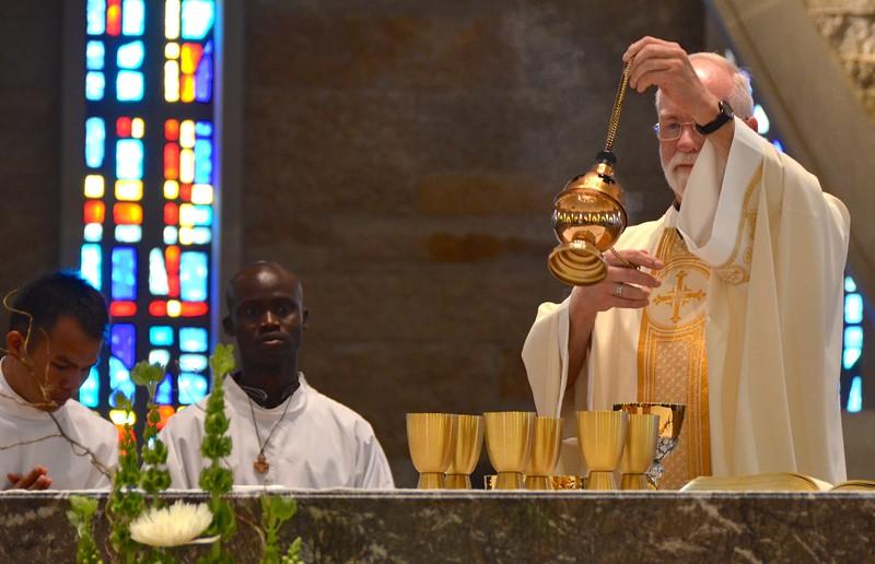 Preparing for Eucharist