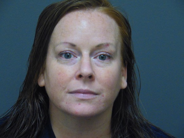 . Ruth Ann Pozdol\'s prison mug shot. The 40 -year-old Walled Lake native is serving her prison sentence at the Huron Correctional Facility. Her online profile lists her as 5-foot-2, 170 pounds with red hair and green eyes. She turned 39 inside the Oakland County Jail and then turned 40 in a Michigan prison. She has no earliest release date,  convicted of first-degree felony murder, with carjacking as the underlying felony as carjacking. Unless pardoned or a change in law (or a surprise Supreme Court ruling in her favor), she will never leave prison. PHOTO ON THE MICHIGAN DEPARTMENT OF CORRECTIONS WEB SITE.