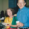 Hal & Simona Cox, always faithfully serving.