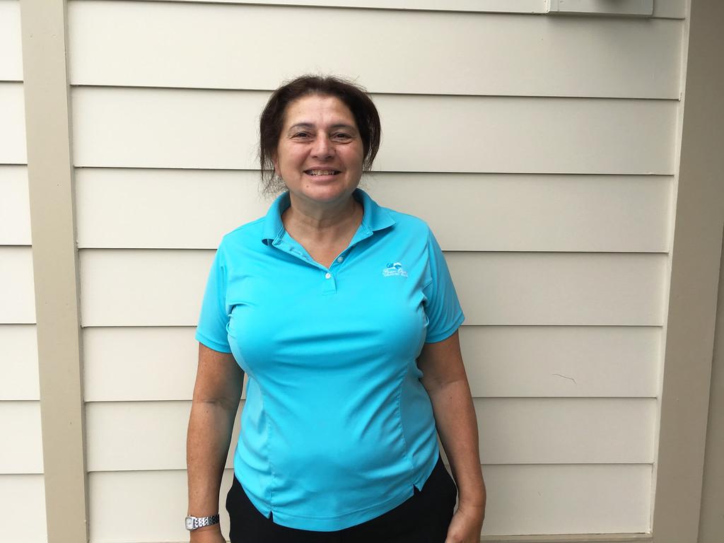 . Welcome back to Four Oaks, Nancy Woods of Dracut!