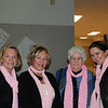 Casey's Aunt Susan MacNeill, Aunt Janice Gallagher, Mom Mom Anderson and Cousin Jamie Gallagher.