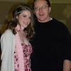 Amber Staska and her dad, Chip.