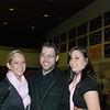 Melissa Moritz (left), Dave Weisenbach and Rachael Kemmey.
