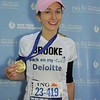 Way to go Brooke!