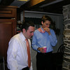 Dan Bergels and Matt Grace, Casey's high school theater friends, at the house after the Cappies.